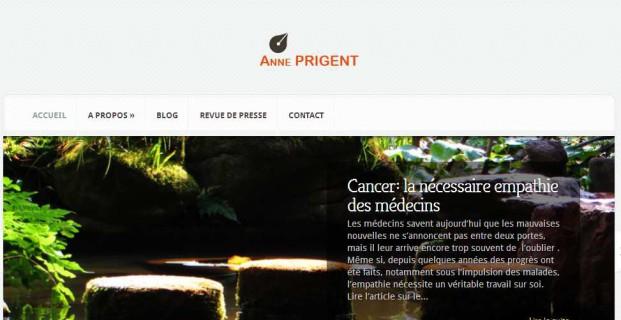Anne Prigent, journaliste santé indépendante