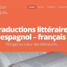 Justine Ladaique, traductions littéraires espagnol – français