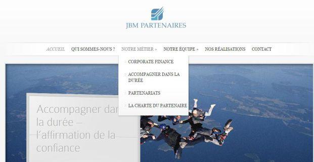 JBM Partenaires : accompagnement des dirigeants d'entreprise