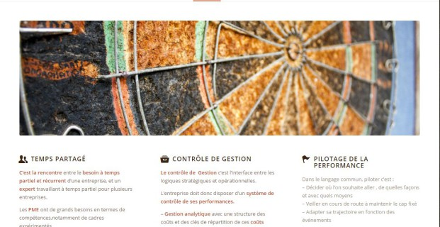 LND Gestion : temps partagé et management de transition