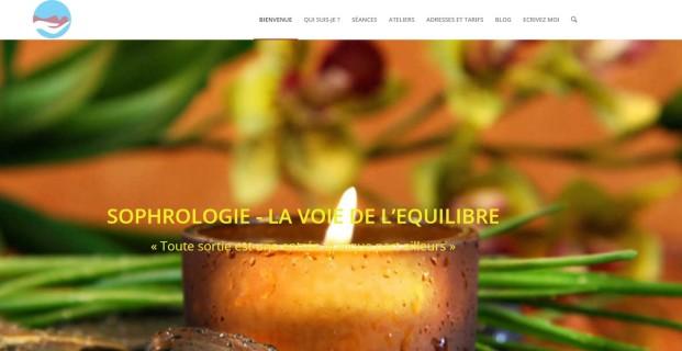 La voie de l'équilibre avec Françoise Maurel, sophrologue certifiée