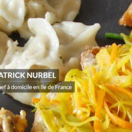 Patrick NURBEL, chef à domicile en Ile de France : épicéassiette.fr
